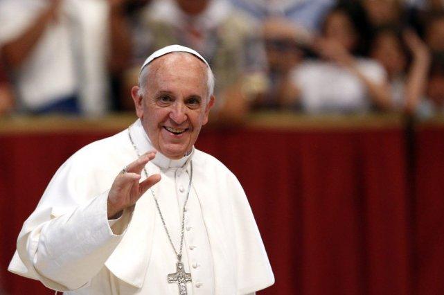Le cardinal Jorge Bergoglio, aujourd'hui pape, était réputé... (PHOTO RICCARDO DE LUCA, AP)