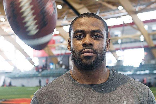 Les Ticats ont sélectionné l'athlète de Lennoxville au... (PHOTO STEVE DESCHENES, LE SOLEIL)