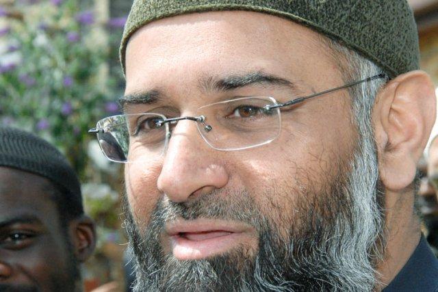 L'imam Anjem Choudary, qui vit en Grande-Bretagne, est... (Photo tirée de WikiPedia.org)