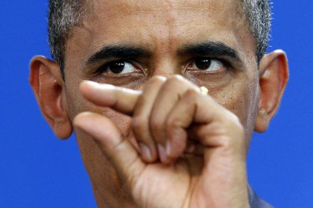 Le président Obama s'était engagé en 2009 à... (PHOTO KEVIN LAMARQUE, REUTERS)