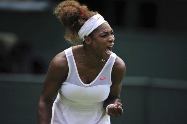 Serena Williams... (Photo Glyn Kirk, Agence France-Presse)