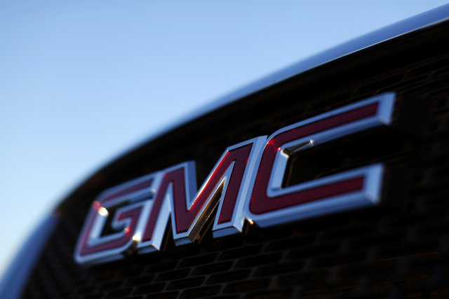 Les produits General Motors occupent deux des cinq... (PHOTO MIKE BLAKE, REUTERS)