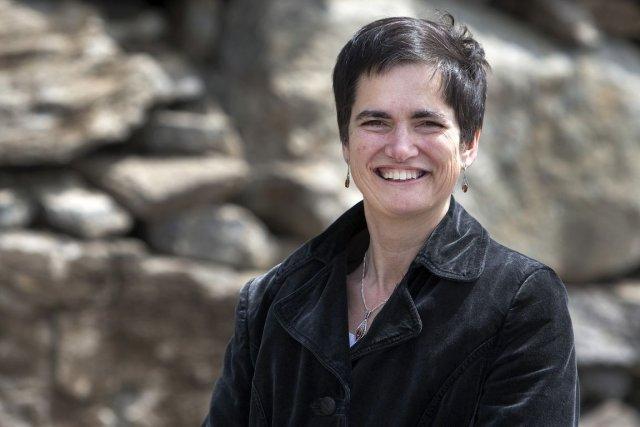 Madeleine Fortier, conseillère en ressources humaines à la... (Photo Robert Skinner, La Presse)