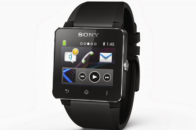 La Sony SmartWatch 2 sera distribuée dans le... (Photo Sony)