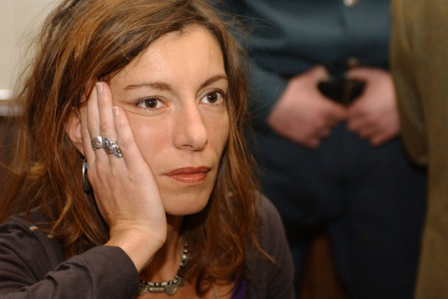 Kristina Rady en 2010.... (Photo: archives AFP)