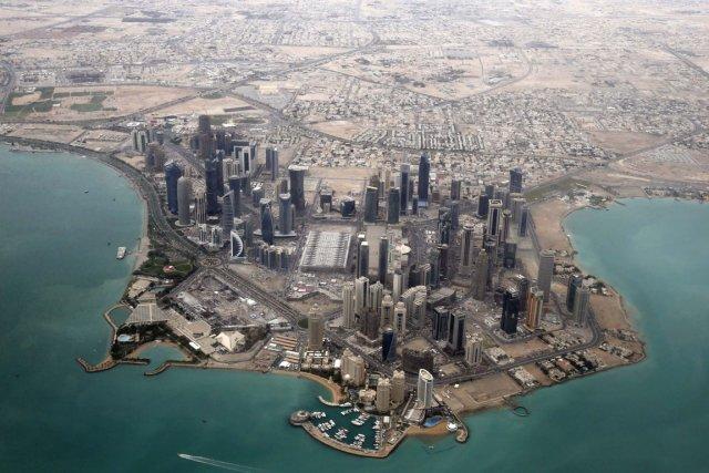 Le Qatar est le pays le plus riche... (PHOTO FADI AL-ASSAD, REUTERS)
