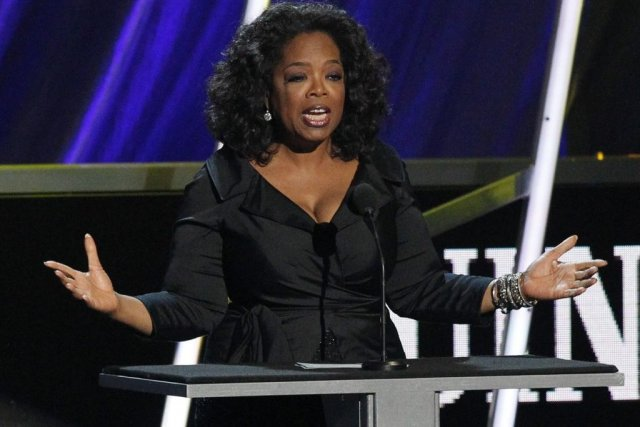 Oprah Winfrey... (Photo: Reuters)