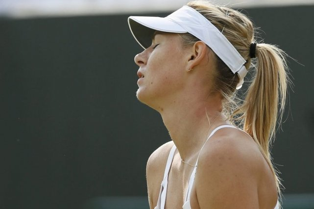 Maria Sharapova... (Photo Stefan Wermuth, Reuters)