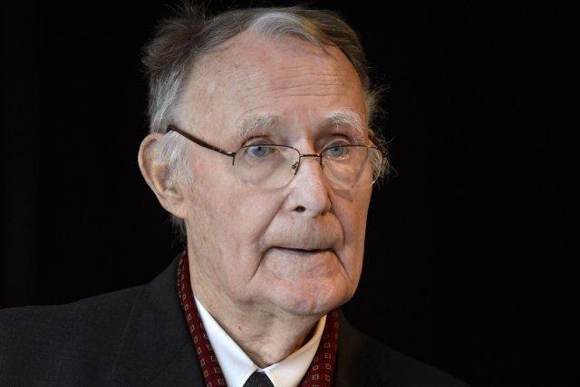 «Depuis que ma chère épouse Margareta est décédée... (PHOTO FABRICE COFFRINI, AFP)