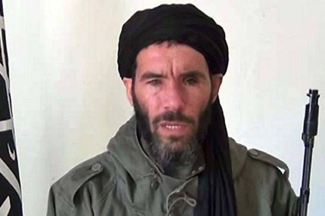 Appelé Belawar (le borgne en arabe) ou Khaled... (PHOTO ARCHIVES AFP)