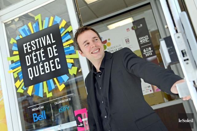 Louis Bellavance... (Photo Patrice Laroche, archives Le Soleil)