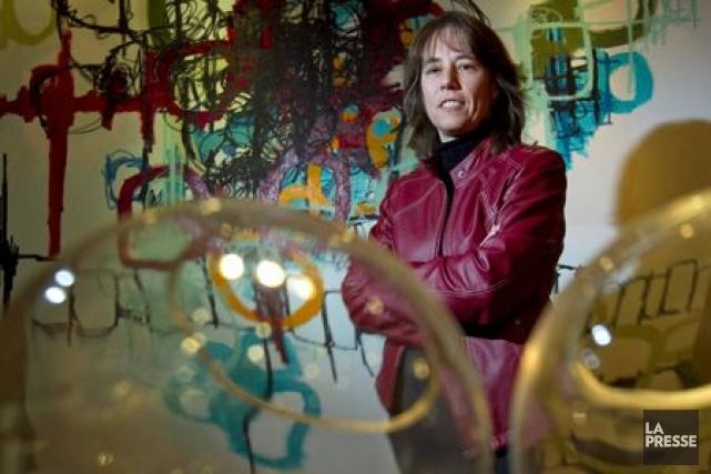 La chef de l'exploitation, Isabelle Jodoin, croit que... (Photo Alain Roberge, archives La Presse)