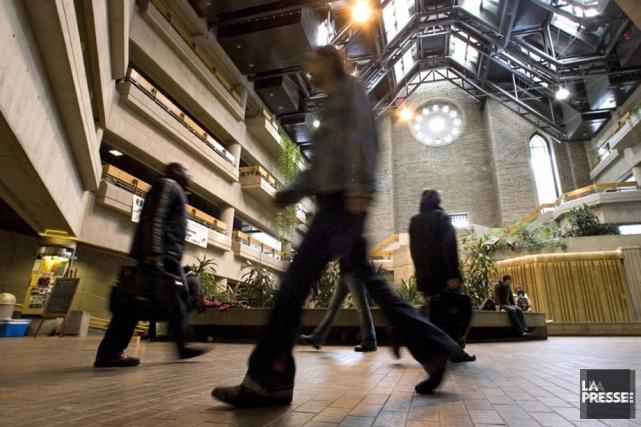 Seulement 23,3% des 25-64 ans détiennent un diplôme... (Photo archives La Presse)