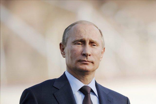 Le président russe, Vladimir Poutine.... (Photo REUTERS)