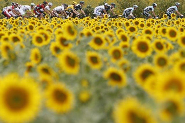 « C'est l'événement sportif du siècle en Corse... (Photo Laurent Cipriani, Associated Press)