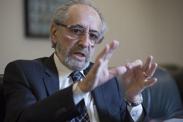L'ex-recteur de l'UQAM, Claude Corbo.... (Photothèque Le Soleil)
