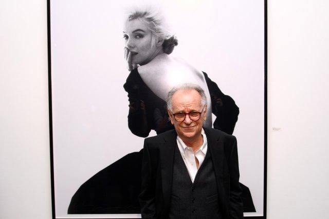 Bert Stern avait au fil d'une carrière de... (Photo Neilson Barnard, Getty Images)