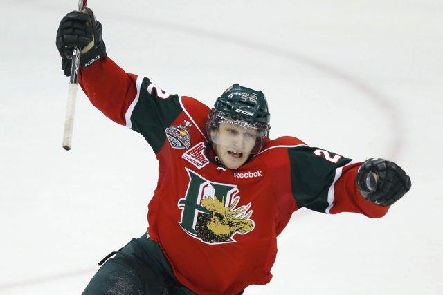 Nathan MacKinnon sera repêché au tout premier rang... (Photo : Todd Korol, archives Reuters)