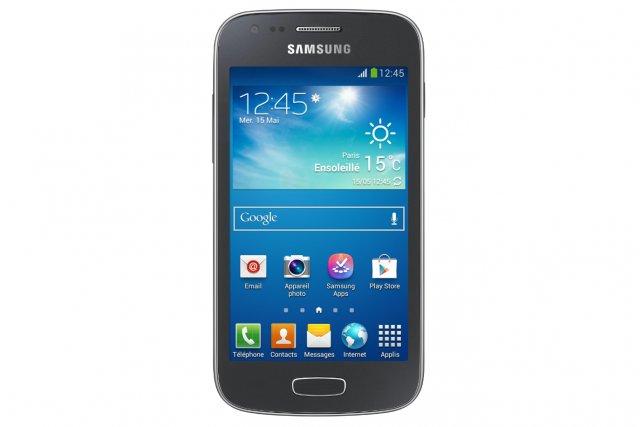 Samsung présente sa nouvelle génération de Galaxy Ace, dont la principale...