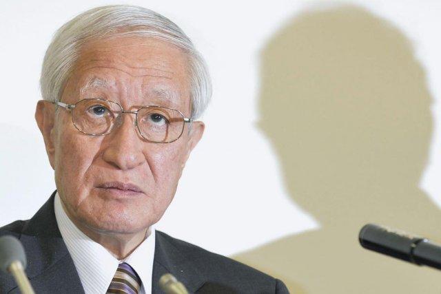 Ryozo Kato a introduit une nouvelle balle officielle... (Photo : archives AP)