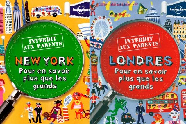 Lonely Planet vient de lancer une nouvelle collection conçue spécialement pour... (Photos fournies par Lonely Planet)