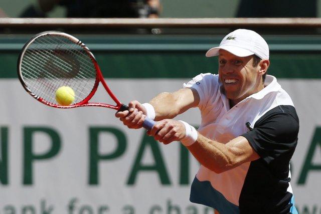 Daniel Nestor (photo) et Robert Lindstedt sont les... (Photo : Petr David Josek, archives AP)