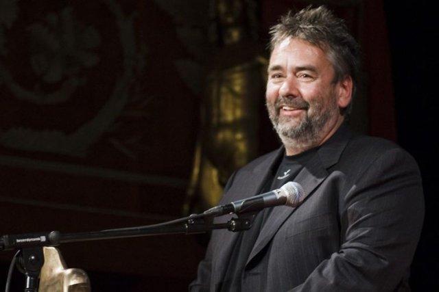 Le cinéasteLuc Besson estle premier actionnaire d'Europacorp, qui... (Photo Archives Reuters)