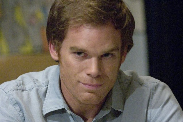 Michael C. Hall incarne Dexter à la télé....