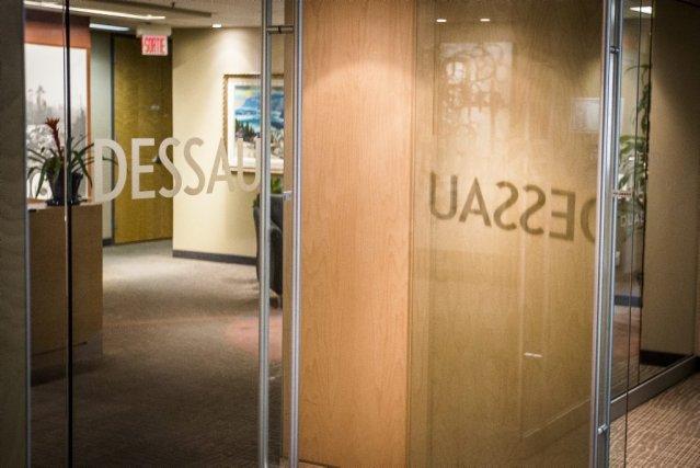 Le sort de la firme Dessau et de... (PHOTO OLIVIER PONTBRIAND, LA PRESSE)