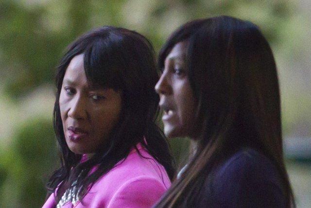 Selon la chaîne SABC, la fille aînée de... (Photo Ben Curtis, AP)