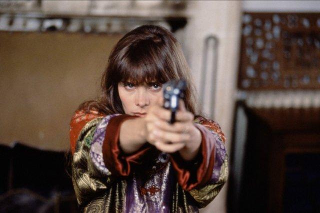 Marie Trintignant dans Cible émouvante.... (Photo fournie par Les Films Pelléas)