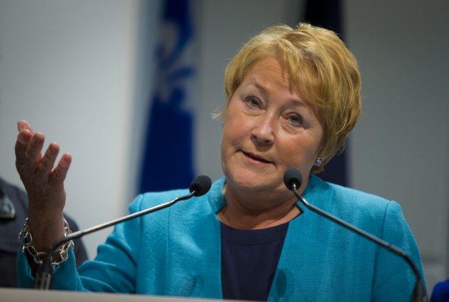 La première ministre Pauline Marois a demandé samedi la convocation des députés...
