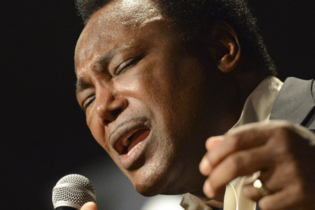 George Benson... (Photo Fadel Senna, Agence France-Presse)