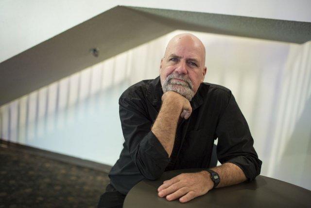 Le réalisateur israélien Ilan Ziv.... (PHOTO EDOUARD PLANTE-Fréchette, LA PRESSE)