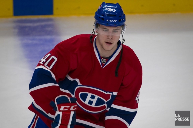 Nathan Beaulieu... (PHOTO ANDRÉ PICHETTE, LA PRESSE)