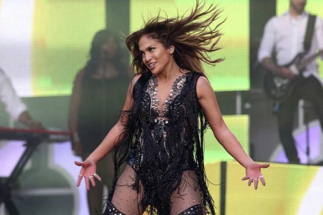 Jennifer Lopez... (PHOTO NEIL HALL, archives REUTERS)