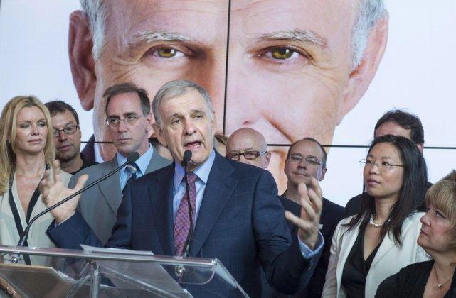 Un maire comme Marcel Côté ne fera pas... (Photo La Presse Canadienne)