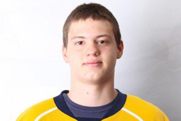 Le Russe Ilya Zinoviev se joindra aux Cataractes...