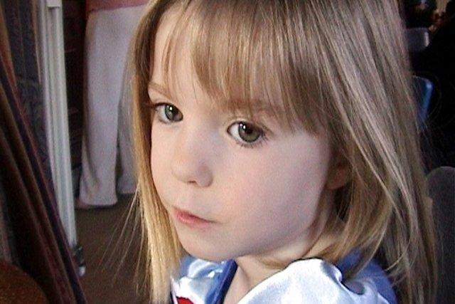 La petite Madeleine, surnommée Maddie par la presse,... (PHOTO ARCHIVES AP)