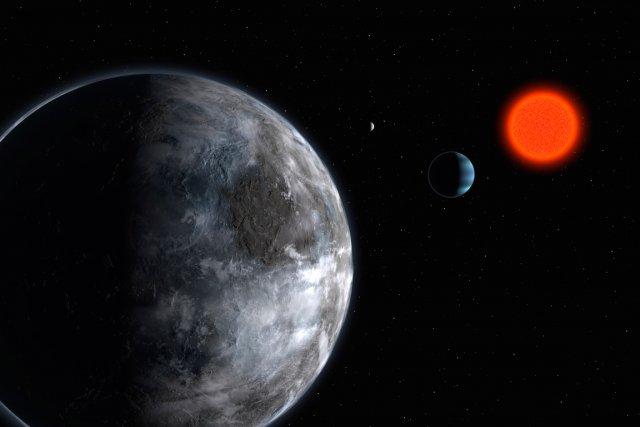 La plupart des exoplanètes découvertes jusqu'à présent sont... (PHOTO AP, ARCHIVES)