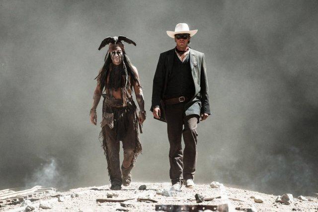 The Lone Ranger a coûté 250 millions $... (Photo: fournie par Disney)