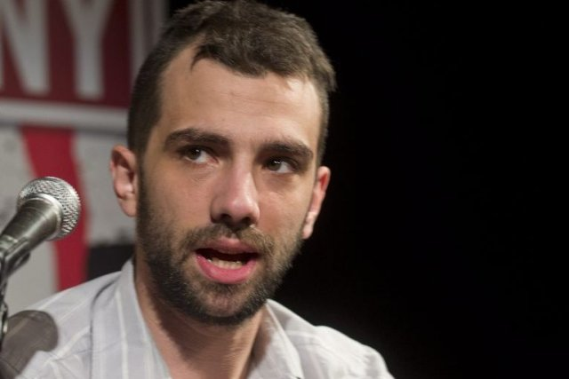 Jay Baruchel... (Photo: La Presse Canadienne)