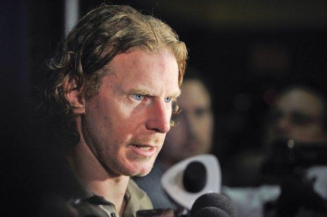 Daniel Alfredsson, le joueur qui détient pratiquement tous... (PHOTO ARCHIVES LE DROIT)