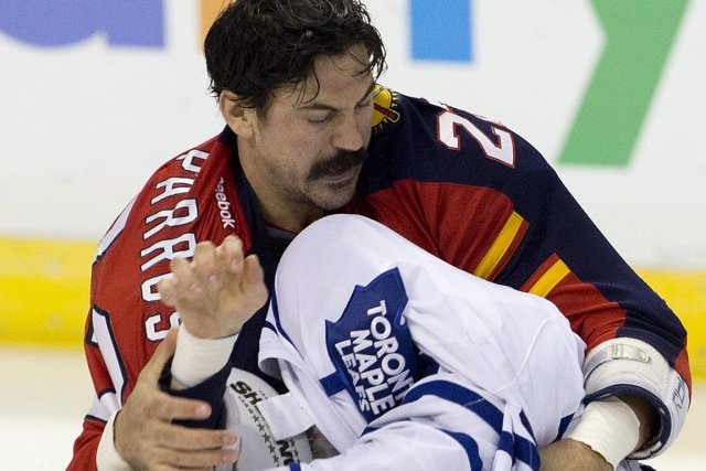 George Parros... (PHOTO AP)