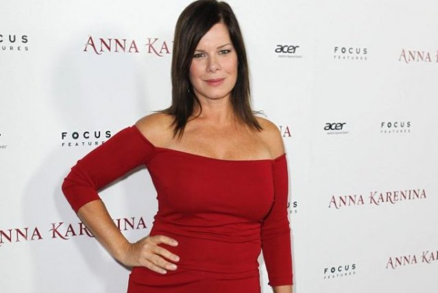 Marcia Gay Harden... (Photo: Reuters)