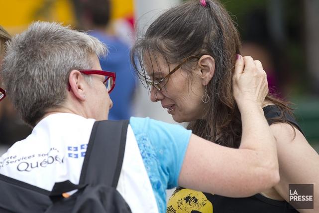 Un site a été créé pour aider les... (Photo: Olivier Jean, La Presse)