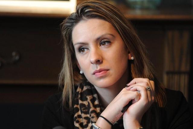 La députée de Berthier-Maskinongé, Ruth Ellen Brosseau.... (Photo: Sylvain Mayer)