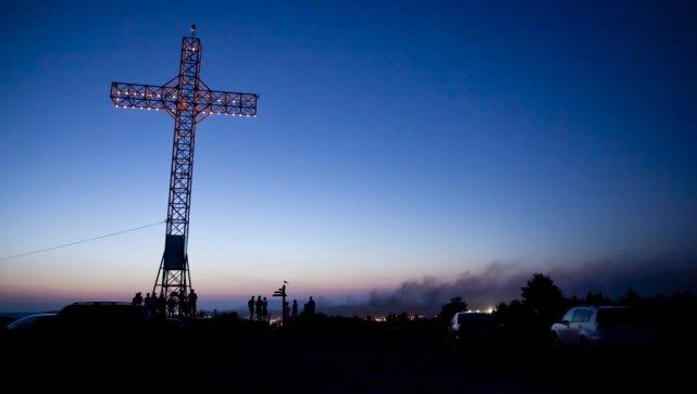 Si Dieu existe, pourquoi permet-il de telles tragédies?... (Photo François Laplante-Delagrave, Agence France-Presse)