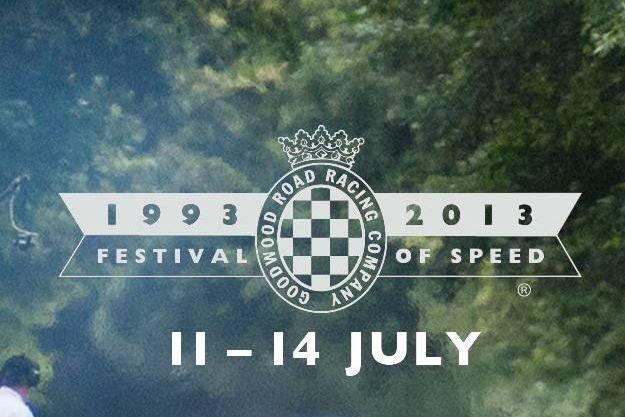 Le Festival de vitesse de Goodwood, qui fête cette année ses 20 ans, va être le... (Photo fournie par Goodwood)