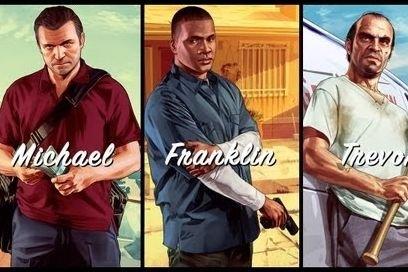 Grand Theft Auto V.... (Photo Rockstar Games)